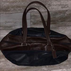 COACH duffle/ traveler bag